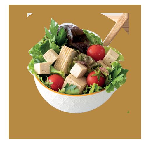 Tofu frais Fumé Bio